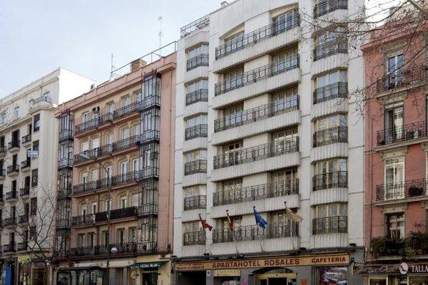 Aparto-Hotel Rosales - фото 23