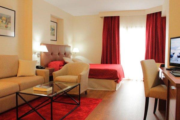 Aparto-Hotel Rosales - фото 5
