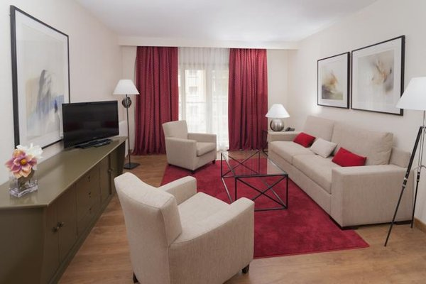 Aparto-Hotel Rosales - фото 6