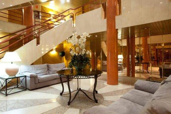 Aparto-Hotel Rosales - фото 7