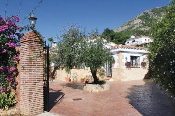 Holiday Home Mijas with a Fireplace 06 - фото 12