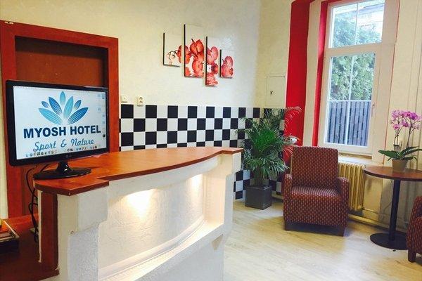 Myosh Sport Hotel - фото 3