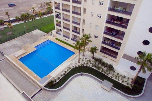 Apartamentos Mar y Sal - фото 21