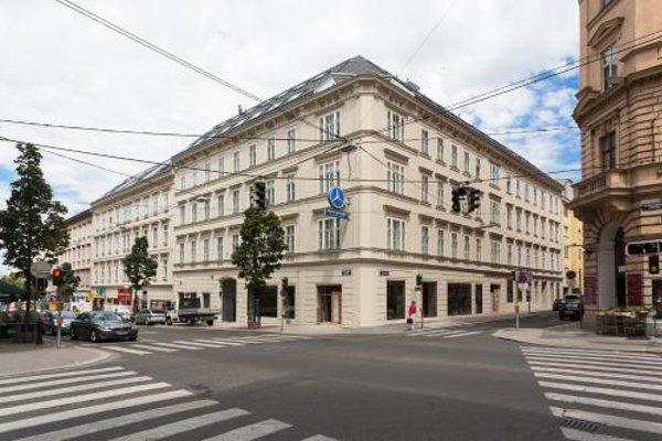 Vienna Stay Apartments Belvedere - 50