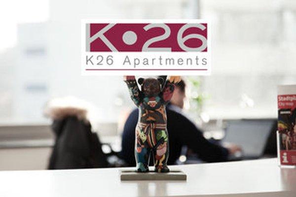 Апартаменты K26 - фото 12
