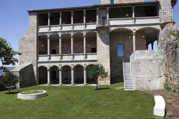 Parador Castillo de Monterrei - фото 21