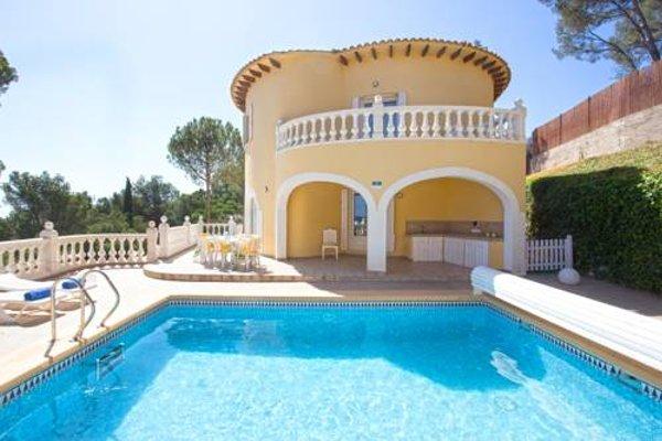 Villa Colina De Los Pinos - фото 11
