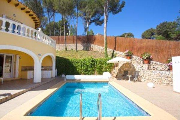 Villa Colina De Los Pinos - фото 12