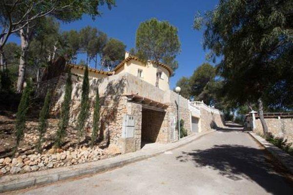Villa Colina De Los Pinos - фото 20