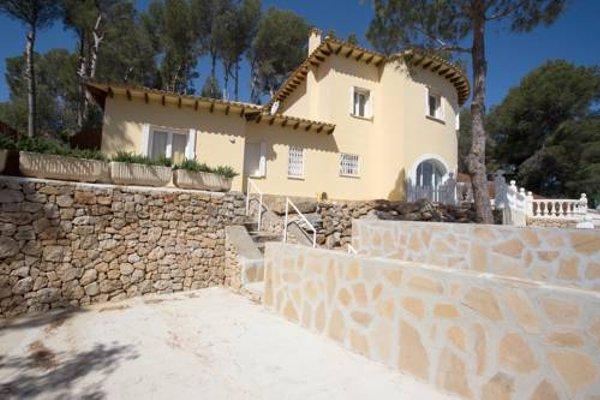 Villa Colina De Los Pinos - фото 23