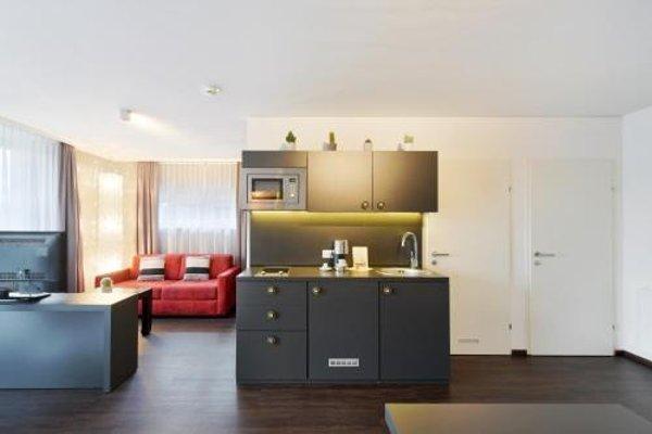 AMEDIA Luxury Suites Graz - фото 12