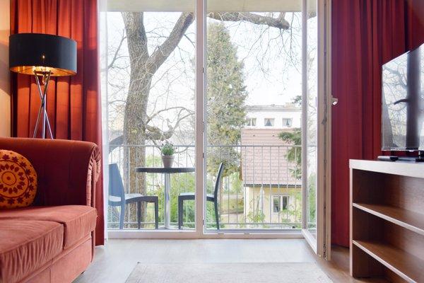 AMEDIA Luxury Suites Graz - фото 16