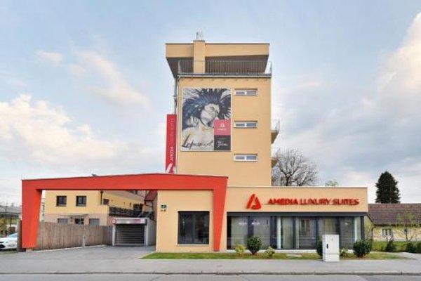 AMEDIA Luxury Suites Graz - фото 21