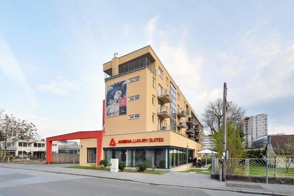 AMEDIA Luxury Suites Graz - фото 22