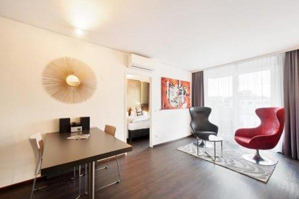 AMEDIA Luxury Suites Graz - фото 4
