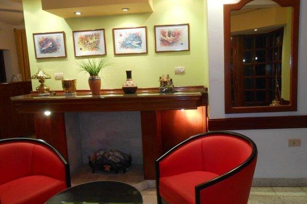 Mon Petit Hotel Termas - фото 12