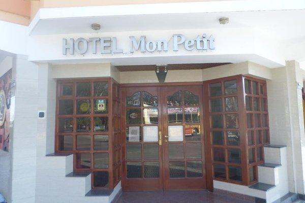 Mon Petit Hotel Termas - фото 14