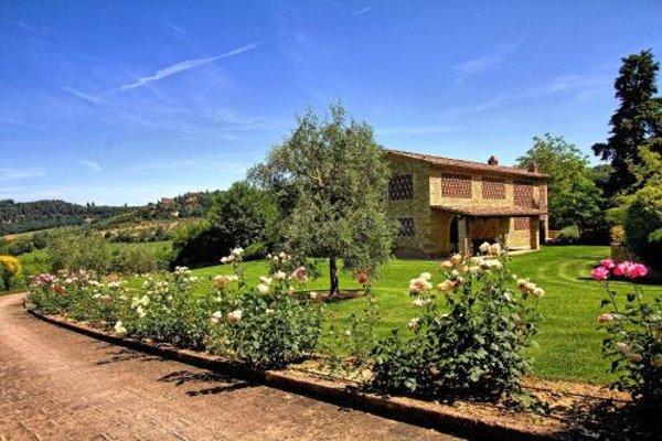Villa Petrognano - фото 16