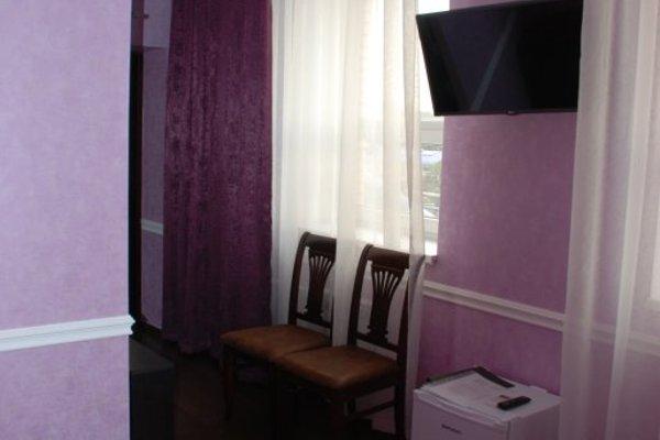 Гостиница Марсель - фото 12