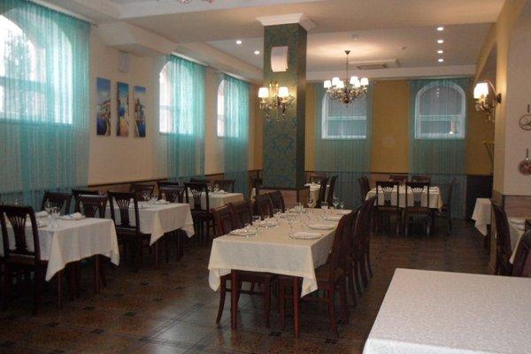 Гостиница Марсель - фото 13