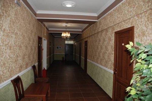 Гостиница Марсель - фото 15