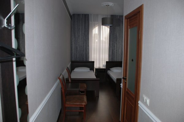 Гостиница Марсель - фото 18