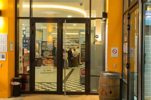 St Christopher's Budget Hotel Paris - Gare du Nord - фото 20