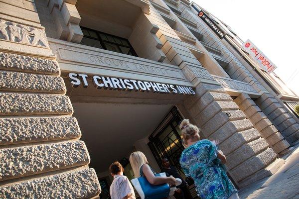St Christopher's Budget Hotel Paris - Gare du Nord - фото 22