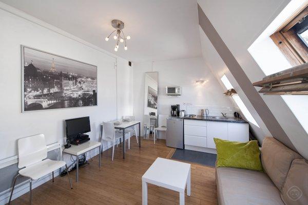 Nice Beaubourg Studio - 3