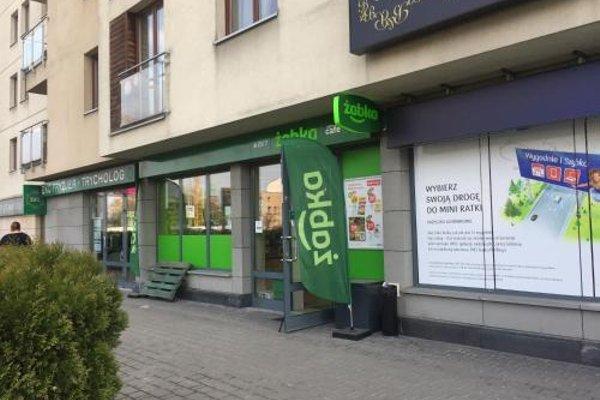 Apartament z widokiem na Wawel w centrum miasta - фото 16