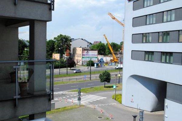 Apartament z widokiem na Wawel w centrum miasta - фото 21