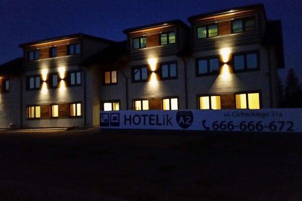 Hotelik A2 - 19