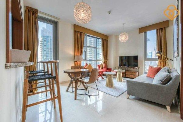 Yanjoon Holiday Homes - Burj Views Apartments - 21