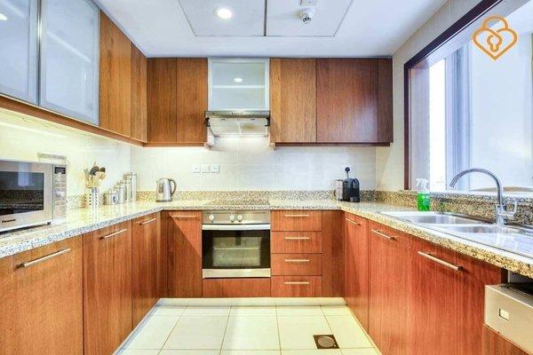 Yanjoon Holiday Homes - Burj Views Apartments - 7