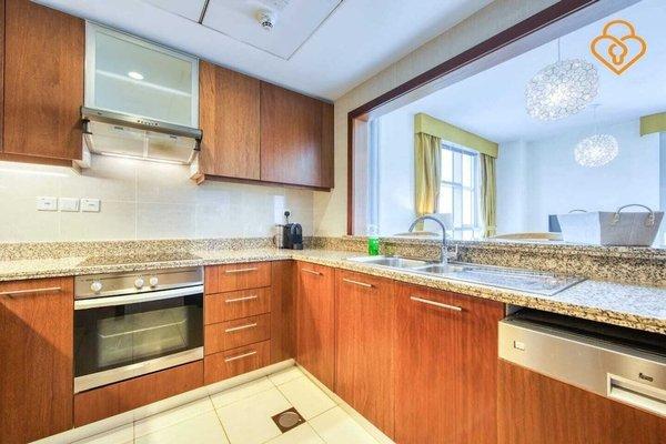 Yanjoon Holiday Homes - Burj Views Apartments - 8