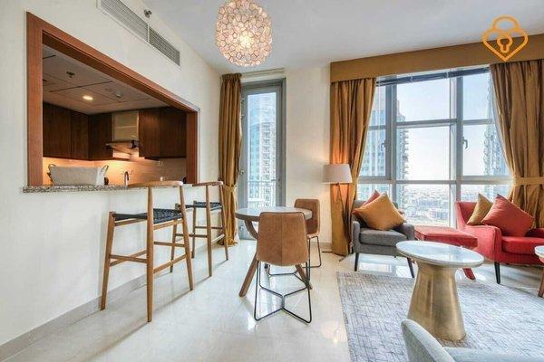Yanjoon Holiday Homes - Burj Views Apartments - 9