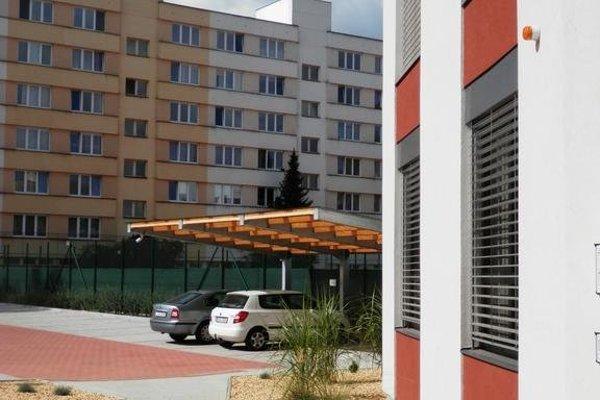 Ubytovaci zarizeni Koleje Pedagog - 20