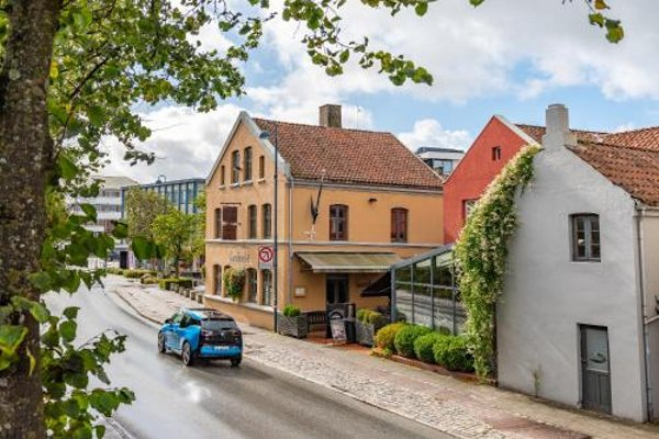GamlaVaerket Hotel - фото 23
