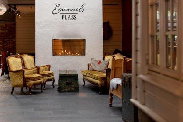 GamlaVaerket Hotel - фото 4