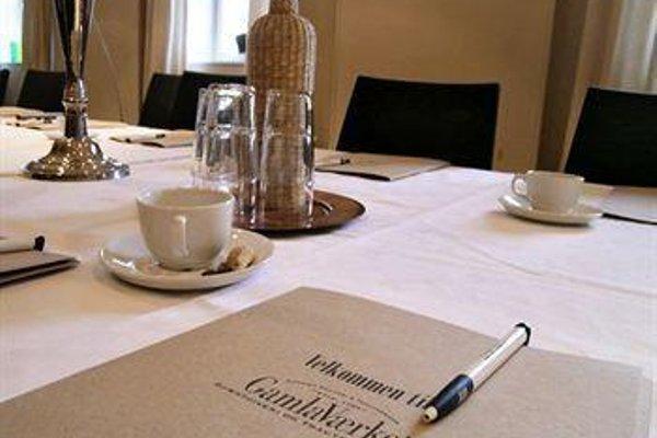 GamlaVaerket Hotel - фото 8