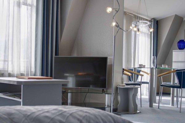 Отель Бристоль - фото 16