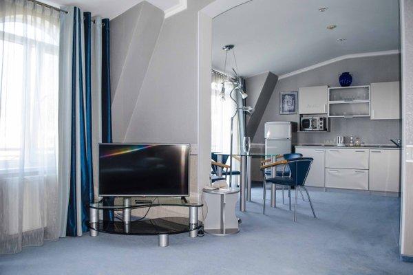 Отель Бристоль - фото 4