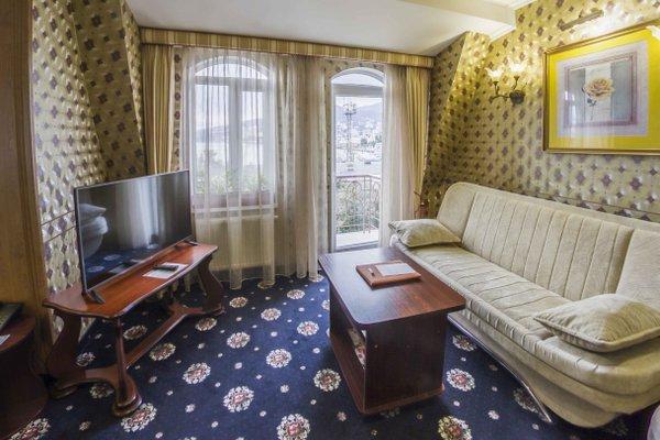 Отель Бристоль - фото 8