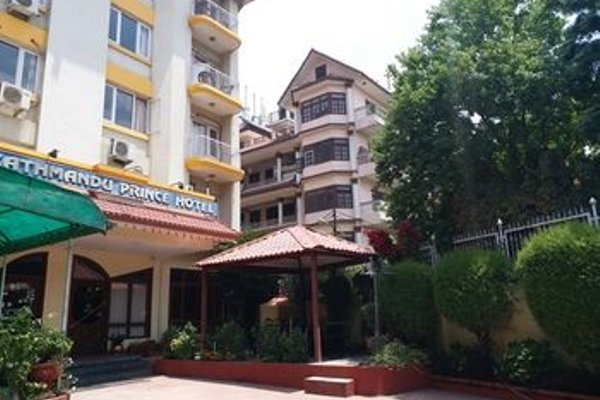 Kathmandu Prince Hotel - фото 23