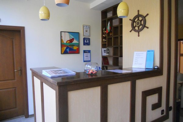 Курортный отель Yuzhni niosht - фото 15