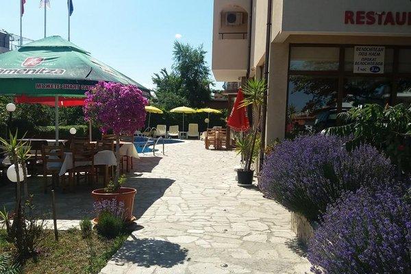 Курортный отель Yuzhni niosht - фото 19