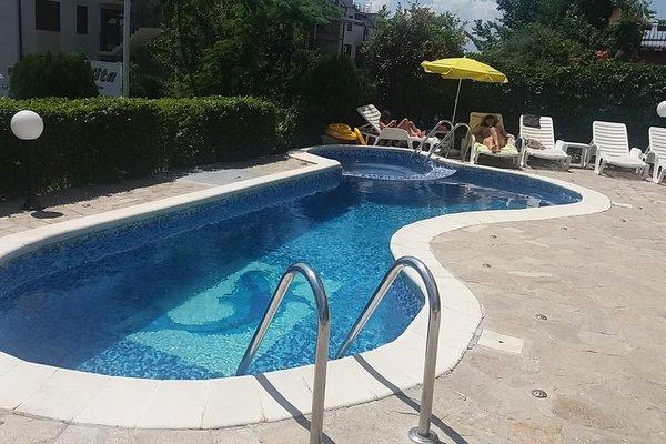 Курортный отель Yuzhni niosht - фото 22