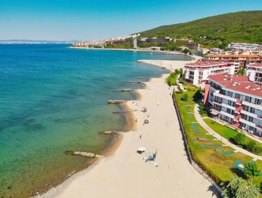 Апартаменты Privillege Fort Noks Beach Apartments