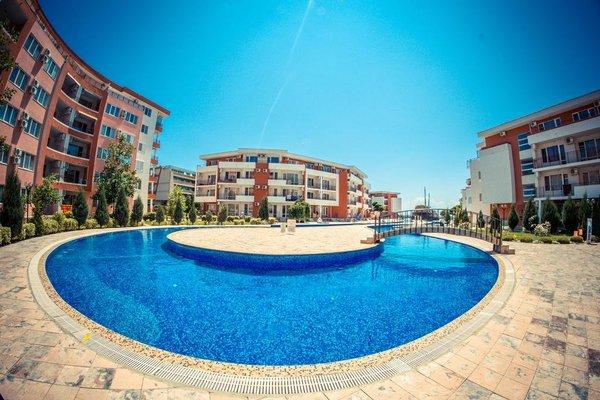 Privillege Fort Noks Beach Apartments - фото 14