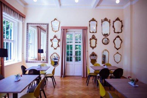 Hotel Carinthia Velden - фото 14